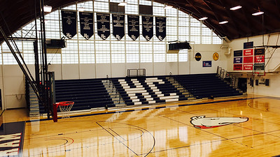 Hiram Price Gymnasium Zoom Background