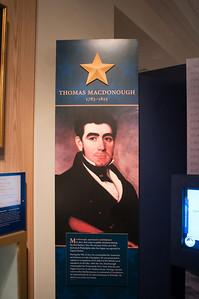 2009-10-03 - USNA Museum - 302 - Profiles (Thomas MacDonough) - _DSC7716