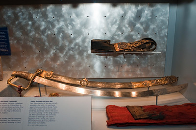 2009-10-03 - USNA Museum - 293 - Sword and Scabbard - _DSC7702