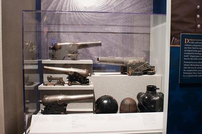 2009-10-03 - USNA Museum - 329 - Dahlgren Gun Display - _DSC7746