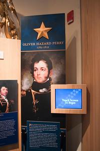 2009-10-03 - USNA Museum - 295 - Profiles (Oliver Hazard Perry) - _DSC7706