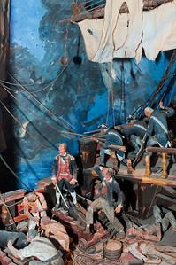 2009-10-03 - USNA Museum - 271 - John Paul Jones Diarama - _DSC7677