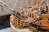 2009-10-03 - USNA Museum - 189 - English 4th Rate 56-Gun Ship of 1655 (figurehead and bow) - _DSC7591