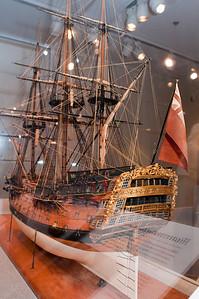 2009-10-03 - USNA Museum - 040 - Duke - 2nd Rate 98-Gun Ship of 1777 - _DSC7422