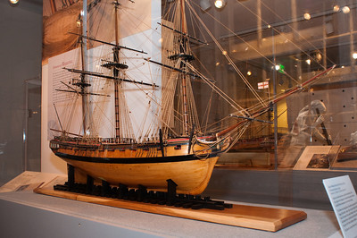 2009-10-03 - USNA Museum - 022 - British 5th Rate 36-Gun Ship of 1783 - _DSC7400