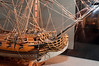 2009-10-03 - USNA Museum - 187 - English 4th Rate 56-Gun Ship of 1655 (bow) - _DSC7589