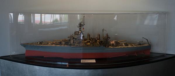 2009-08-12 - USNA - 165 - Visitor's Center (USS Maryland BB46) - _DSC1692
