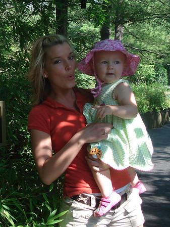 Cincinnati Zoo with Jodi