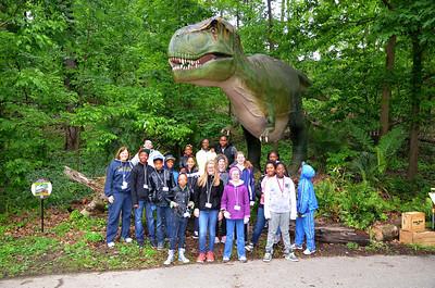 CHMS 5th Grade Zoo Trip 2013