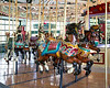 Horses in the Grand Carousel