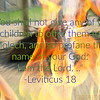 "You shall not give any of your children to offer them to Molech, and so profane the name of your God: I am the Lord.  - Leviticus 18:21 <br /> <br /> <a href=""https://www.biblegateway.com/passage/?search=Leviticus"">https://www.biblegateway.com/passage/?search=Leviticus</a>+18&version=ESV<br /> <br /> <br /> <a href=""https://www.openbible.info/topics/child_sacrifice"">https://www.openbible.info/topics/child_sacrifice</a><br /> <br /> Eye Witness to Murder at Bohemian Grove Americas Satanic HellFire Club - Anthony J Hilder<br /> <a href=""https://youtu.be/CvY7thwBVu4"">https://youtu.be/CvY7thwBVu4</a><br /> Anthony Hilder<br /> Published on Aug 4, 2012<br /> <a href=""http://www.freeworldfilmworks.com/dvd"">http://www.freeworldfilmworks.com/dvd</a>...<br /> Peter Alexander Chernoff explains more about his witness of Sacrifice at Bohemian Grove. Anthony Hiilder calls for a ""Dig"" on the property with ground penetrating sensors to see what remains are there. The Grounds are a Retreat for the Influential, Rich, Powerful and Secretive .... the modern day HellFire club of old London.<br /> Look For Anthony J Hilder Videos On UK Paradigm Shift TV Sky CH 203 & simulcast on the Net:<br />  <br /> <a href=""http://www.paradigmshift.tv/view/sche"">http://www.paradigmshift.tv/view/sche</a>... <br /> <br />  <br /> <a href=""https://www.facebook.com/#!/anthonyjh"">https://www.facebook.com/#!/anthonyjh</a>...<br />  <br /> @anthonyjhilder            <a href=""https://twitter.com/"">https://twitter.com/</a><br />  <br /> <a href=""http://freeworldfilmworks.com/"">http://freeworldfilmworks.com/</a><br />  <br /> <a href=""http://ourenglanduk.com/"">http://ourenglanduk.com/</a><br />  <br /> <a href=""http://commoncrime.net/"">http://commoncrime.net/</a><br /> <br /> <a href=""http://aircrap.org/"">http://aircrap.org/</a><br /> <br /> <br /> <a href=""http://www.jewishencyclopedia.com/articles/10937-moloch-molech"">http://www.jewishencyclopedia.com/articles/10937-moloch-molech</a><br /> <br /> Modern Day Molech <br /> <a href=""https://swbts.edu/news/releases/modern-day-molech/"">https://swbts.edu/news/releases/modern-day-molech/</a><br /> <br /> Search Results<br /> Featured snippet from the web<br /> Image result for molech<br /> Malkam is each time specifically mentioned as a god of the Ammonites, while Molek is generally depicted as a god worshipped by the Israelites in the context of the ""passing through fire"" of their children (with the exception of 1 Kings 11:7, which mentions ""Molech, the abomination of the children of Ammon"", widely ...<br /> Moloch - Wikipedia<br /> <a href=""https://en.wikipedia.org/wiki/Moloch"">https://en.wikipedia.org/wiki/Moloch</a><br /> Feedback<br /> About this result<br /> People also ask<br /> What is the owl of Moloch?<br /> Who is Moloch in Paradise Lost?<br /> What is the god of Baal?<br /> What is the meaning of child sacrifice?<br /> Feedback<br /> Web results<br /> Moloch - Wikipedia<br /> <a href=""https://en.wikipedia.org/wiki/Moloch"">https://en.wikipedia.org/wiki/Moloch</a><br /> <br /> Malkam is each time specifically mentioned as a god of the Ammonites, while Molek is generally depicted as a god worshipped by the Israelites in the context of the ""passing through fire"" of their children (with the exception of 1 Kings 11:7, which mentions ""Molech, the abomination of the children of Ammon"", widely ...<br /> ‎Child sacrifice · ‎Baal Hammon · ‎Tophet · ‎Melqart<br /> MOLOCH (MOLECH) - JewishEncyclopedia.com<br />  <a href=""http://www.jewishencyclopedia.com/articles/10937-moloch-molech"">http://www.jewishencyclopedia.com/articles/10937-moloch-molech</a><br /> <br /> —Biblical Data: In the Masoretic text the name is ""Molech""; in the Septuagint ""Moloch."" The earliest mention of Molech is in Lev. xviii. 21, where the Israelite is ...<br /> Modern Day Molech 