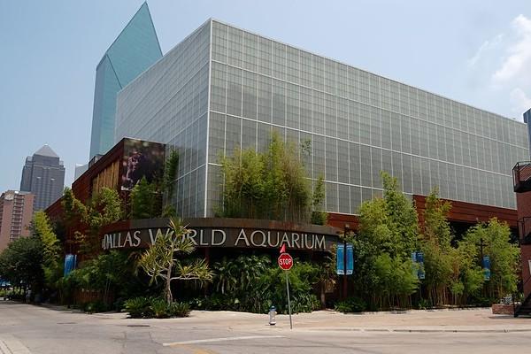 Dallas World Aquarium - 5 August, 2005