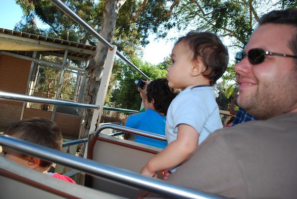 Family Zoo Trip