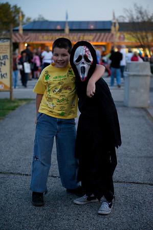 Halloween trip to the Zoo