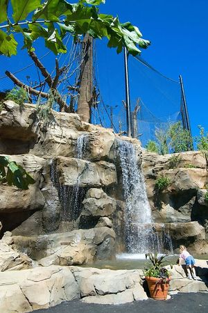 """<font size=""""3"""">One of the many  waterfalls.</font>"""