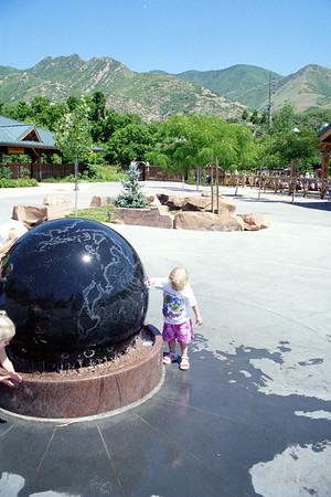 Hogle Zoo - July 2003