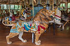 Here's a Lion on the Dentzel Merry-Go-Round.