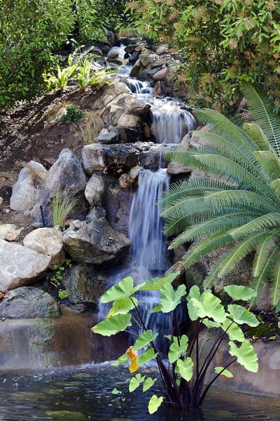 Bonsi Garden Waterfall
