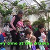 Story time at the Alaska Zoo