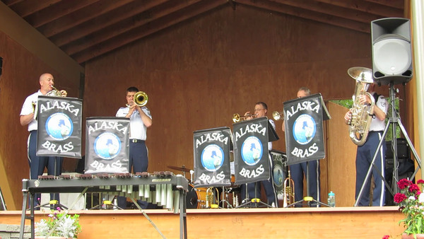 The ALASKA BRASS