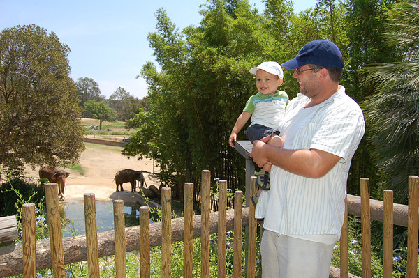 Wild Animal Park Visits