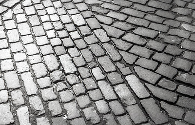 Sunlight on Cobbles