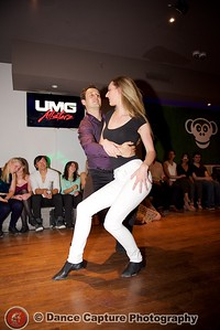 Amateur Competition Canberra's Best Zouk Social Dancer - 9 May 2016 - Latin Mondays @ Monkeybar