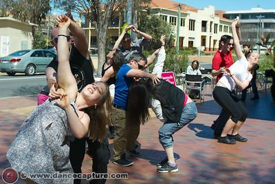 International Zouk Flashmob Canberra 21 September 2014