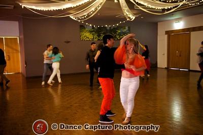 Social Dancing @ Planeta de Zouk party in Canberra 18 July 2015