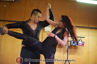 Cesar & Theresa - performance