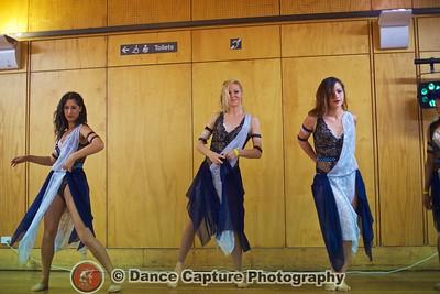 Ladies Zouk Shines performance