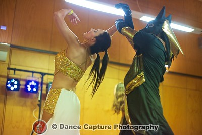 Latin Dance Australia zouk performance