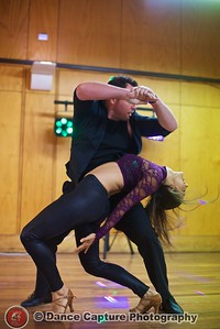 Scott & Rebecca zouk performance