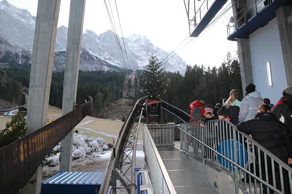 Zugspitze December 28, 2016