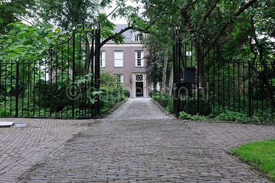 Abbenbroek - Ambachtsherenhuis
