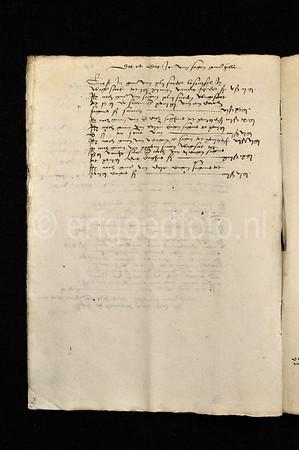Cromstrijen - Bestek Boerderij 1539
