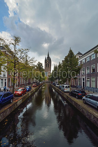 Delft - Oude Delft
