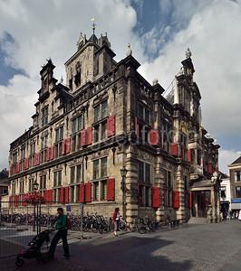 Delft - Stadhuis
