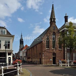 Delft - Zusterhuis Heilige Geest