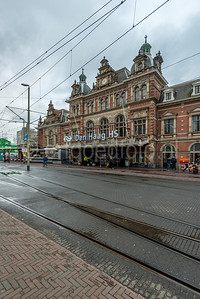 Den Haag - Station Holland Spoor