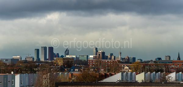 Den Haag - Stadsaanzicht