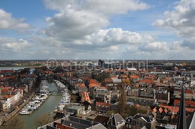 Dordrecht - Uitzicht OLV-toren