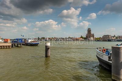 Dordrecht - Stadsaanzicht