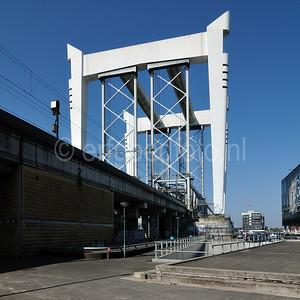 Dordrecht - Spoorhefbrug