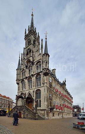 Gouda - Stadhuis