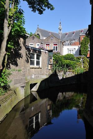Gouda - Watergang