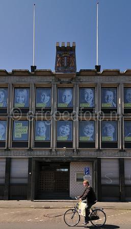 Gouda - Voorm. Politiebureau