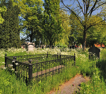 Gouda - Oude Alg. Begraafplaats
