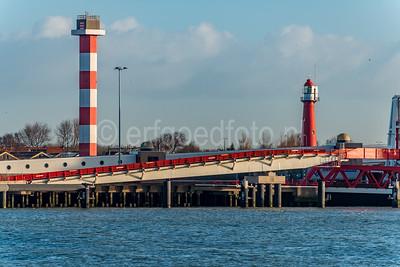 Hoek van Holland - Havenlicht