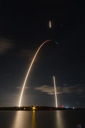 Zuma Falcon9 by SpaceX